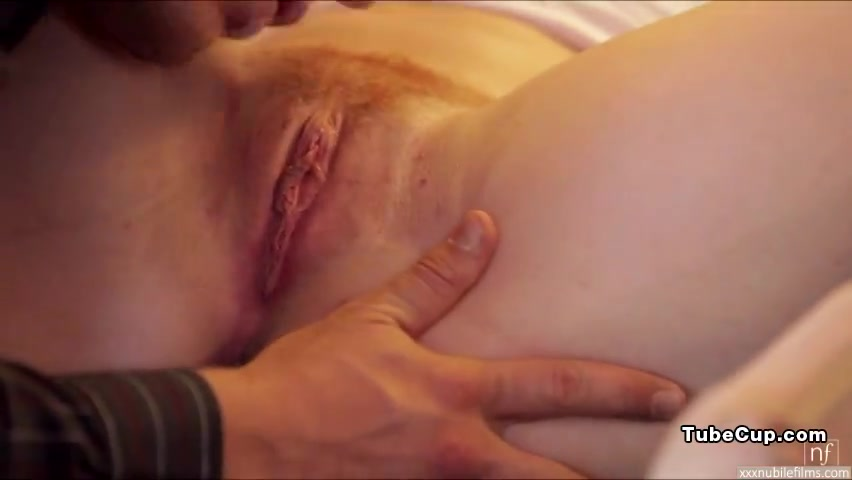 Hottie redhead Amarna Miller gets fuck hard by a bigcock in ###ltable