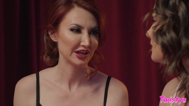 Kendra James & Hadley Viscara in Pretty Dirty Little Mouth - WhenGirlsPlay