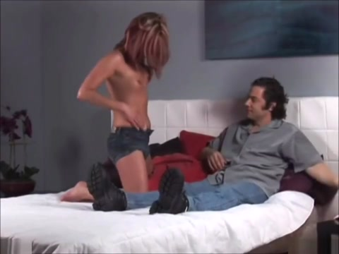 trisha rey Has Her Pussy Fucked Really Hard And Finally Her Man Cums In Her
