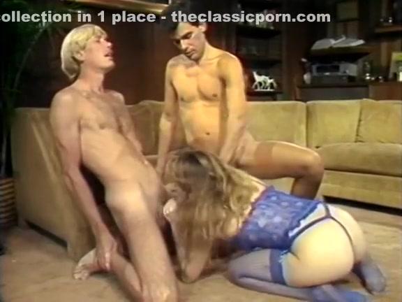 Jeannie Pepper, Nikki Charm, Summer Rose in vintage fuck clip