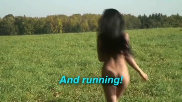 Free nude walk