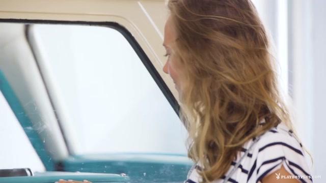 Katya Clover in Full Throttle - PlayboyPlus
