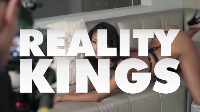 Reality Kings - RK Prime - Christiana Cinn Alex Legend - One Sweet Cinn