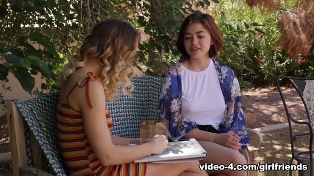 Carter Cruise,Aria Sky in Lesbian Seductions #63, Scene #04 - GirlfriendsFilms