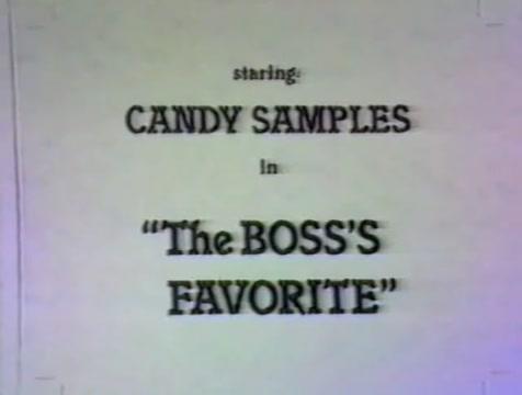 Candy Samples bedroom fantasy