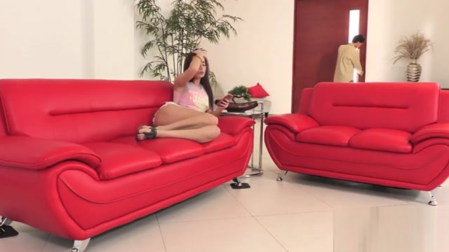 Teen beauty Olivia Nova dicked hard by deviant step father