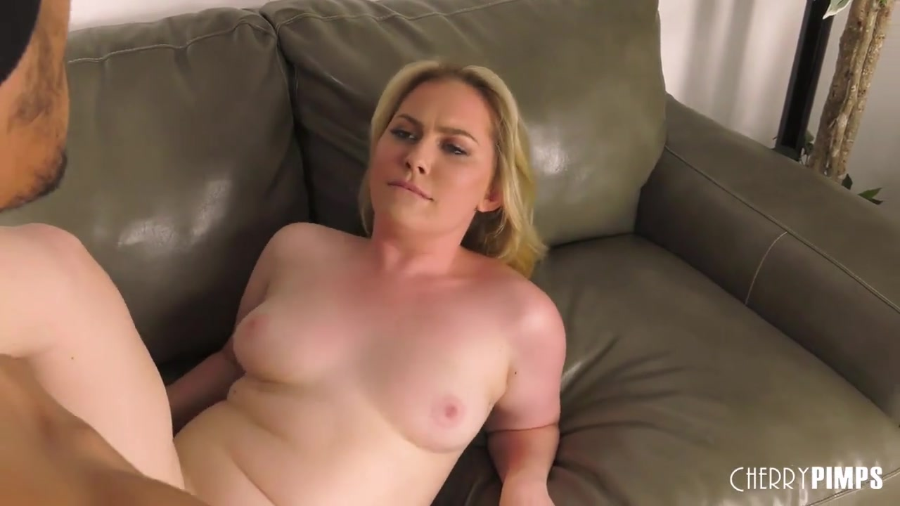 Pussy Of All Natural Blonde Britney Light Gets Wrecked By A Big Black Cock