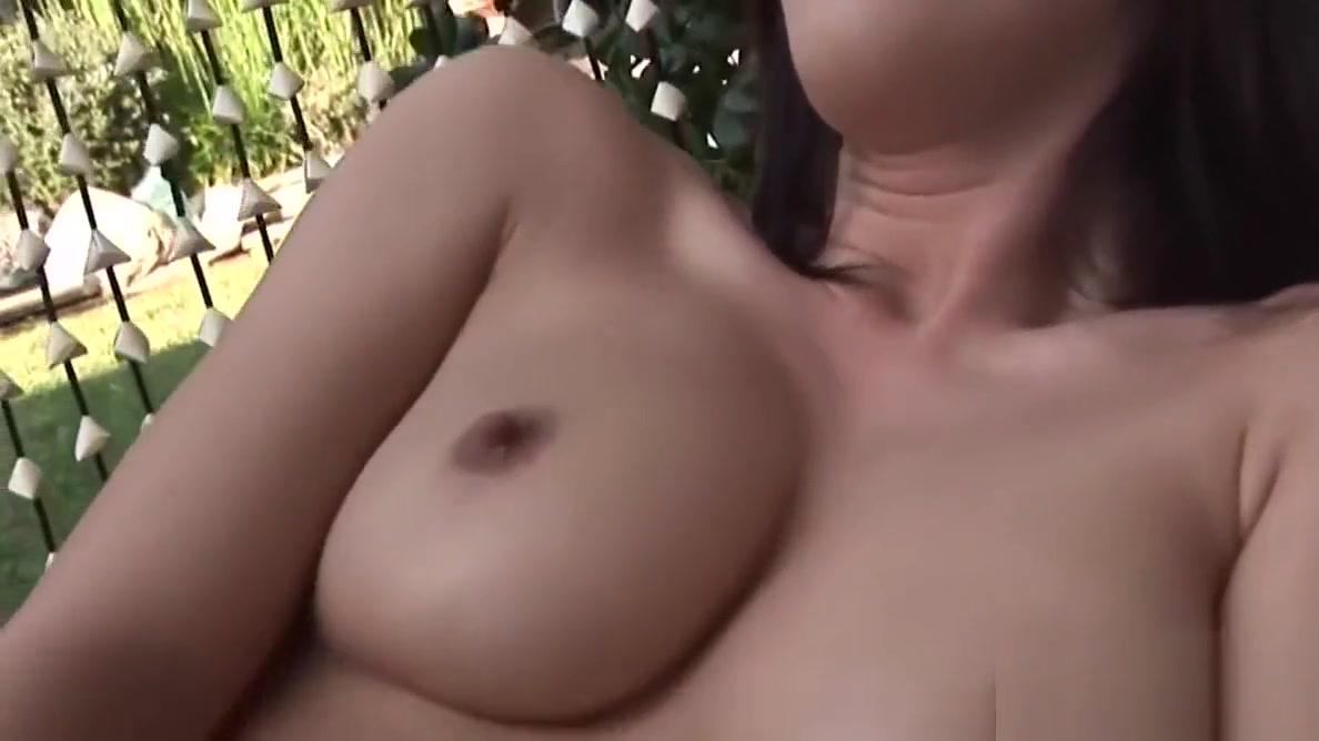 Brunette Hottie Talia Shepard Finger Fucks Herself!