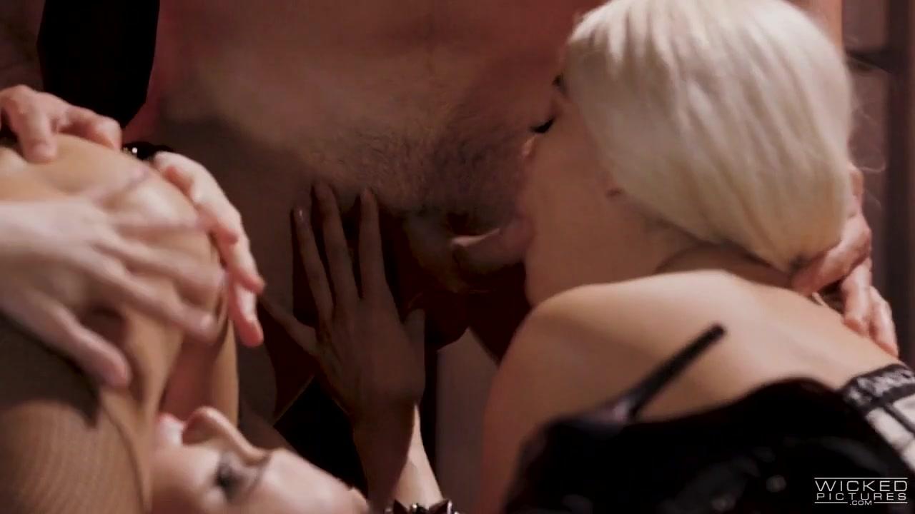 Casey Calvert & Jessica Drake & Luna Star in Fallen 2, Scene 1 - WickedPictures