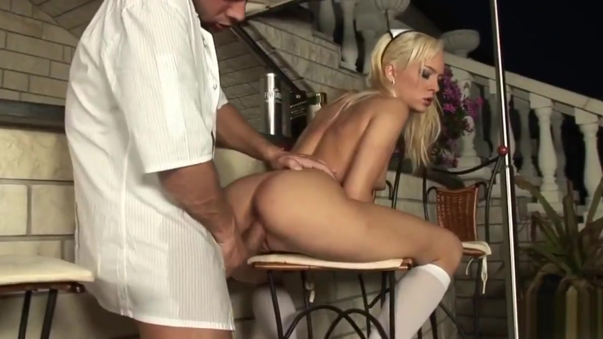 Cindy Dollar Is A Naughty Maid That Provides Anal Service