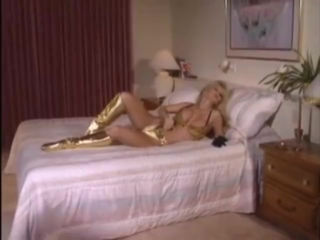 Crystal Gold and Peter North