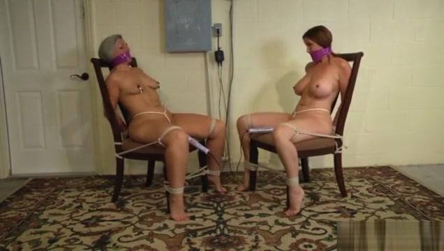 Sandra Silvers and Rachel Steele
