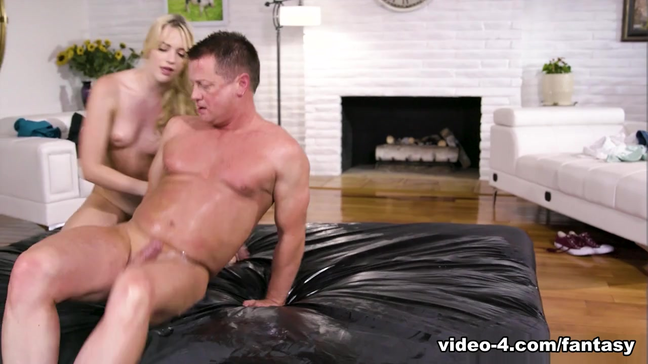 Kenna James & Eric Masterson in Family Friction 3: Lonely Dad's Dilemma, Scene #01 - FantasyMassage