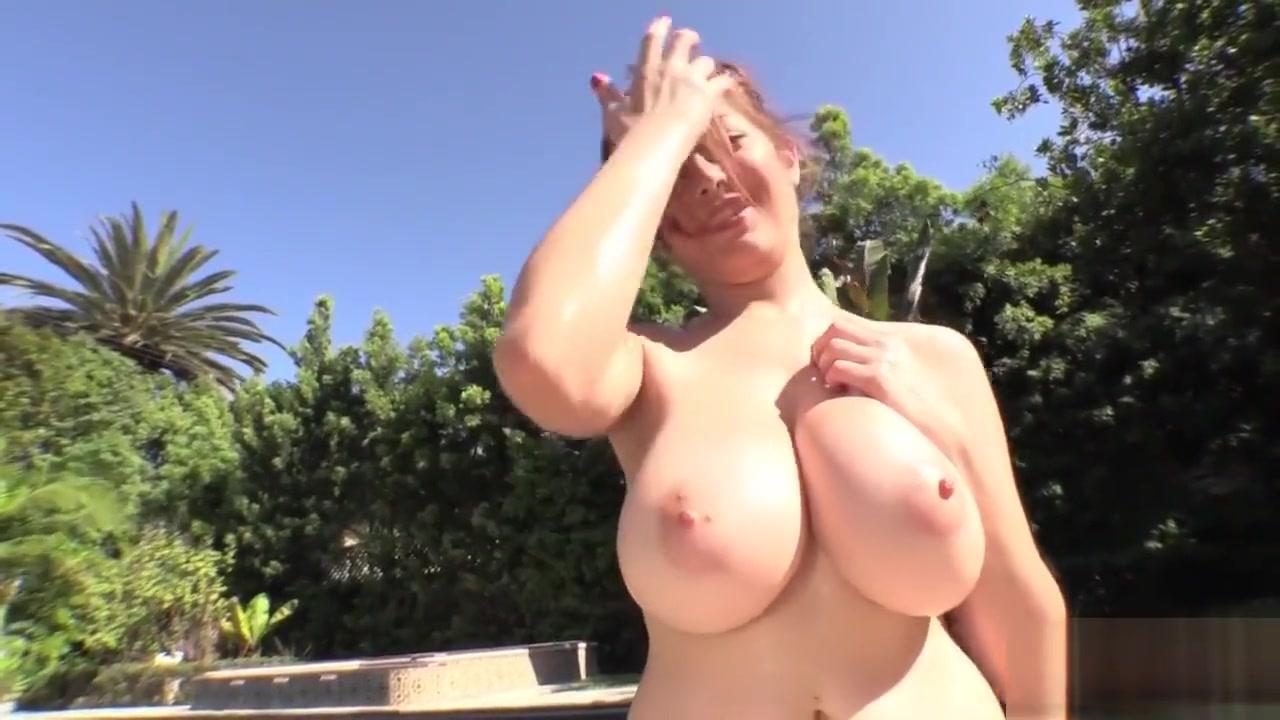 Tessa Fowler - Silver String Bikini 2