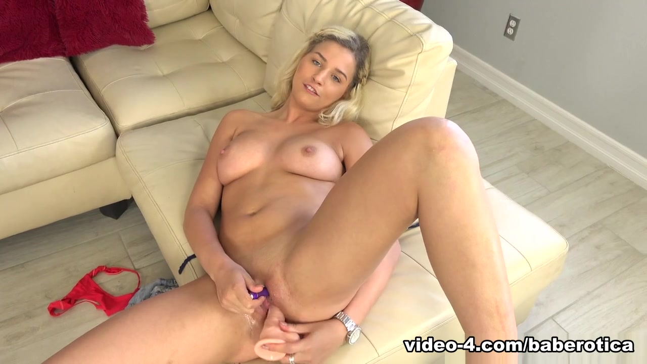 Sophia Lux in Sophia Lux uses two toys to have the wanted orgasms - Baberotica