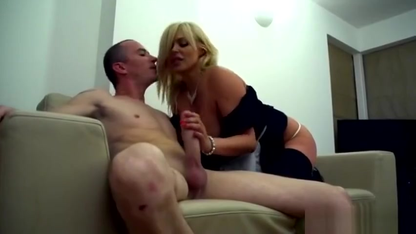 Aaliyah Ca Pelle is a smoking hot, blonde maid who likes to fuck way more t