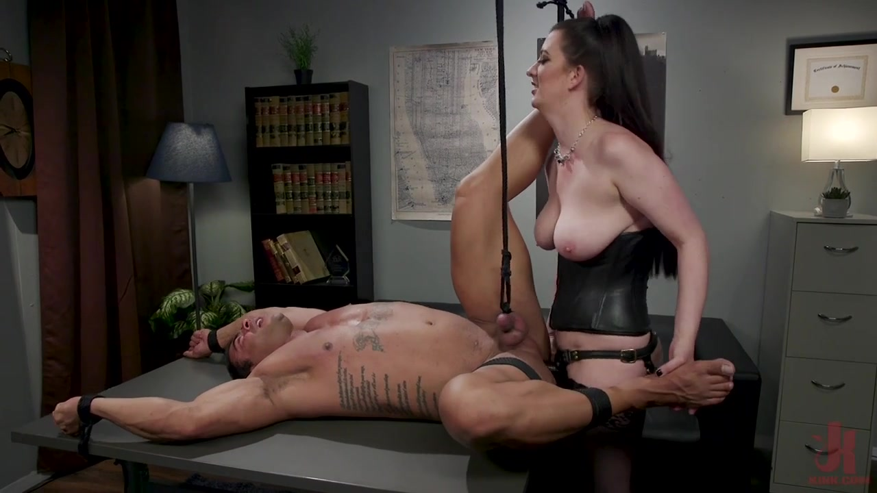 Draven Navarro & Cherry Torn in Office Boy: Cherry Torn's New Stupid Beefy Boy Toy - DivineBitches