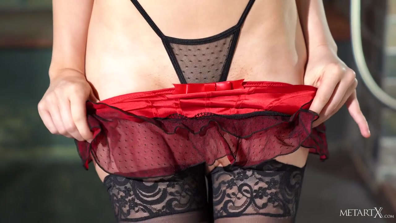 Rouge Vibes - Sabina Rouge - MetArtX