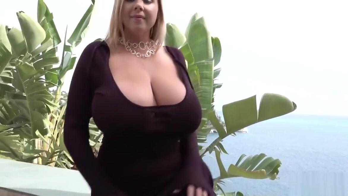 Vivian Blush - Secretly Molested Busty Model