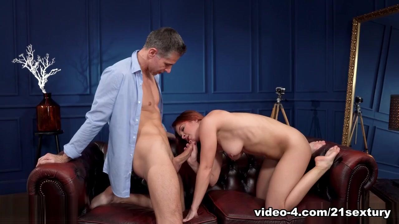 Renata Fox & Toby in The Boss' Slutty Daughter - 21Sextury