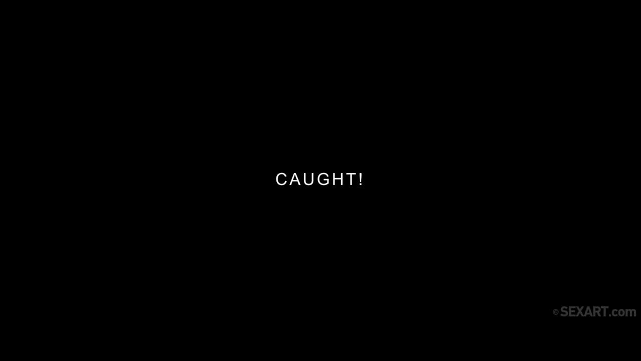 Caught - Teresse Bizzarre & Kristof Cale - SexArt