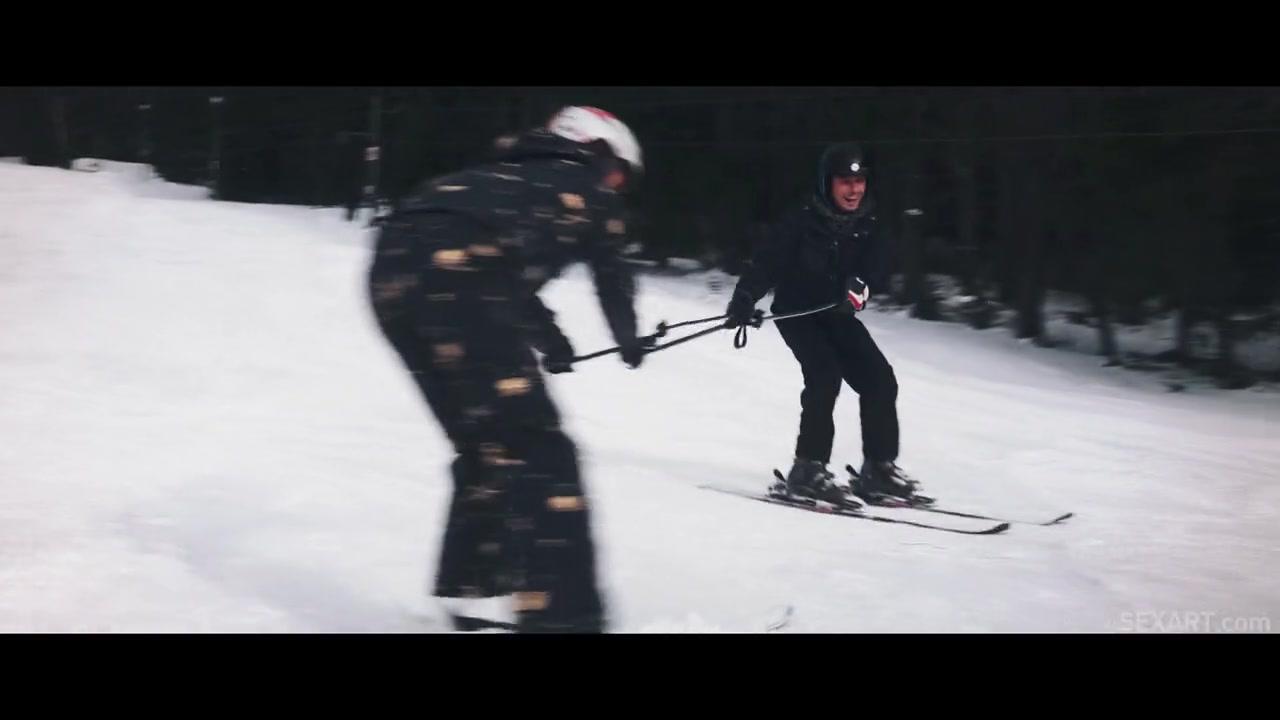 Winter Joy 2 - Alexis Crystal & Nick Ross - SexArt