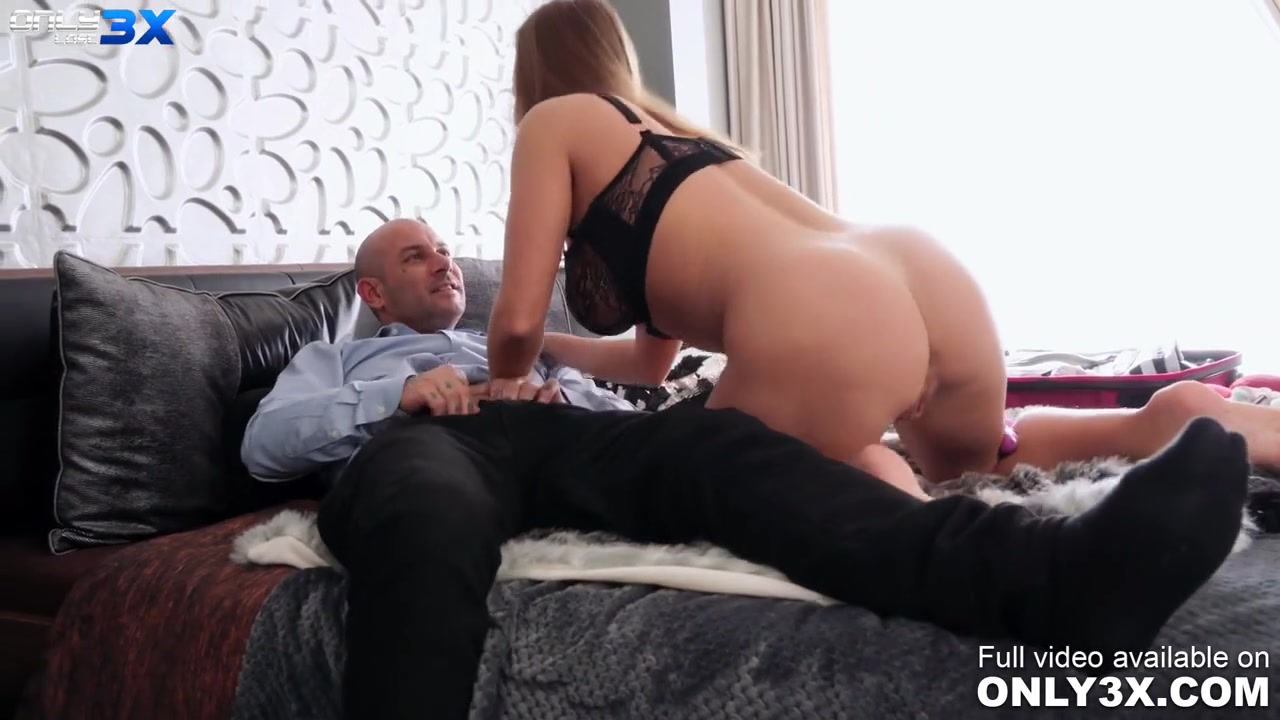Voluptuous Josephine Jackson crazy fuck with Mike Angelo - by Only3x