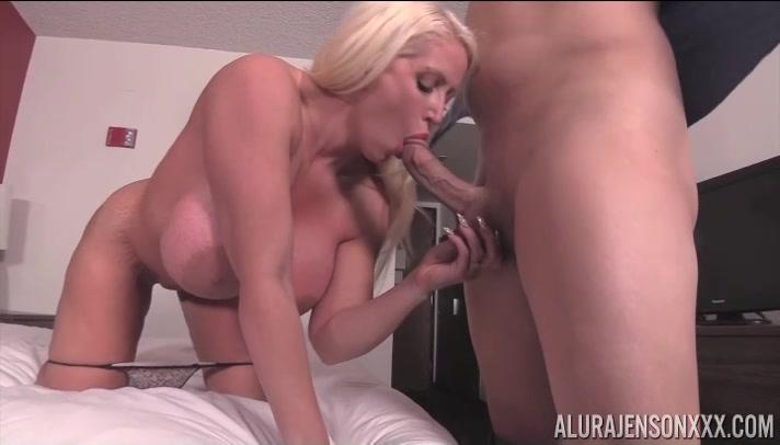 Christian XXX Buries His Face In Alura Jenson's Ass - AluraJensonXXX