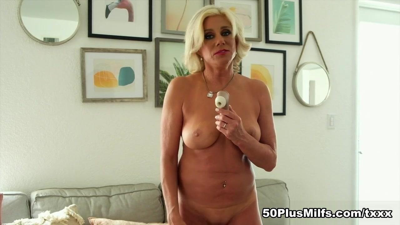 Payton plays with her toys - Payton Hall - 50PlusMILFs