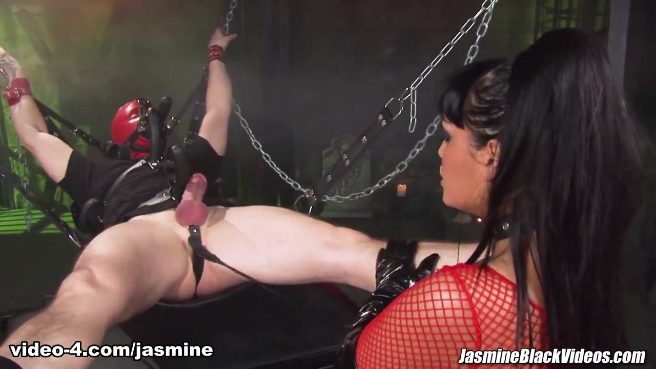 Jasmine Black in Penis Submission - Jasmine Black Videos