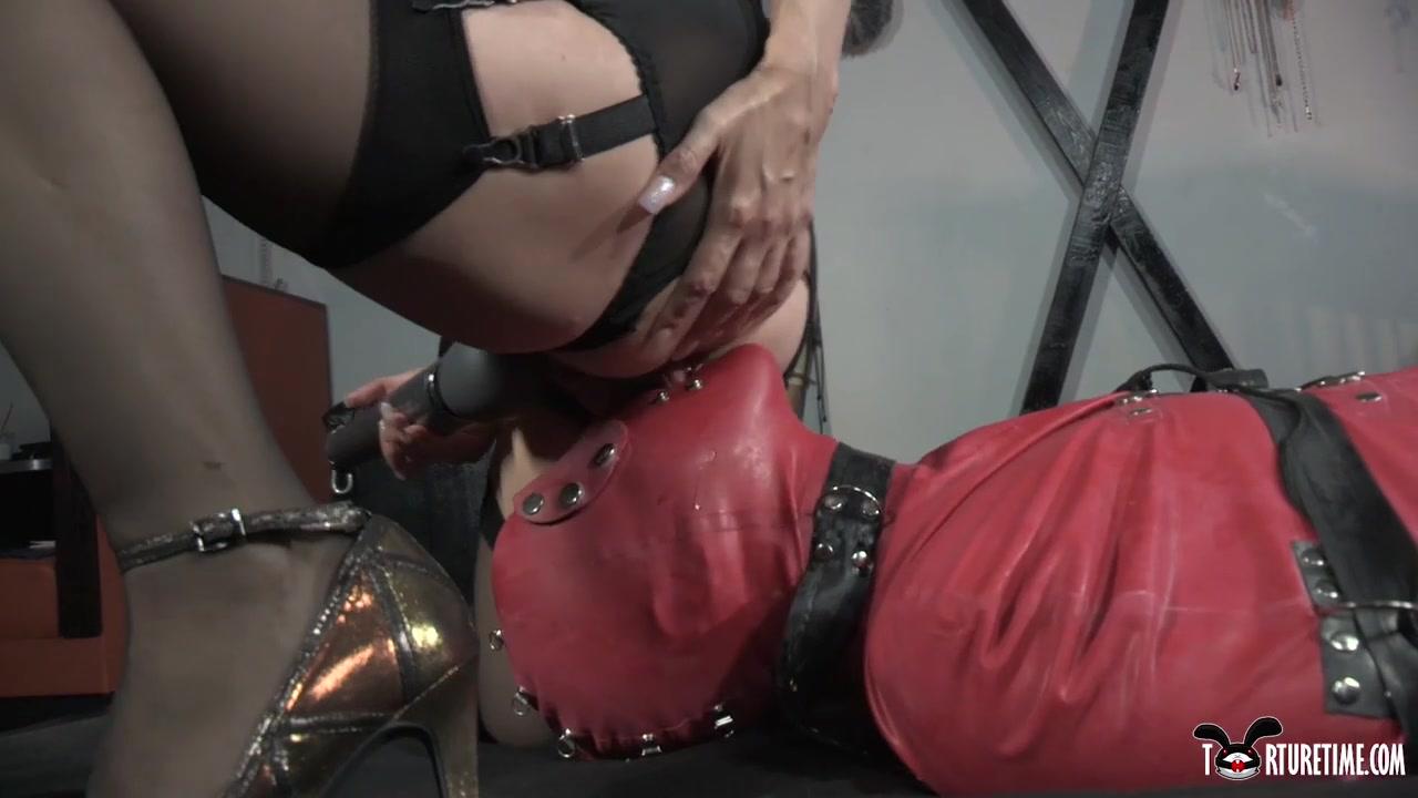 Ashley Fires & Slave Fluffy in Slave In Sleepsack - KINK
