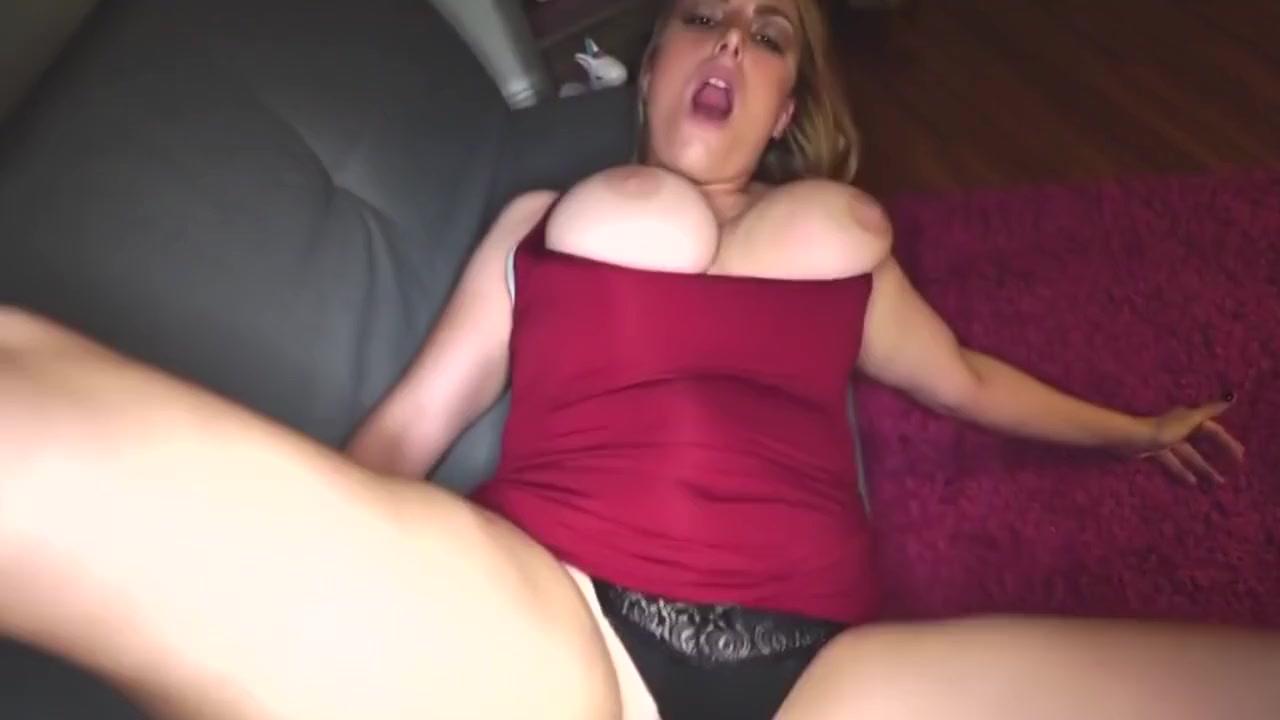 Sexy Busty Mom Fucks Son