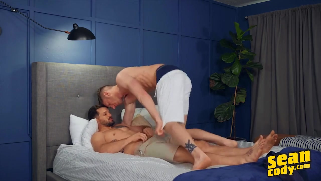 Sean Cody - Brysen & Jake Bareback - Gay Movie
