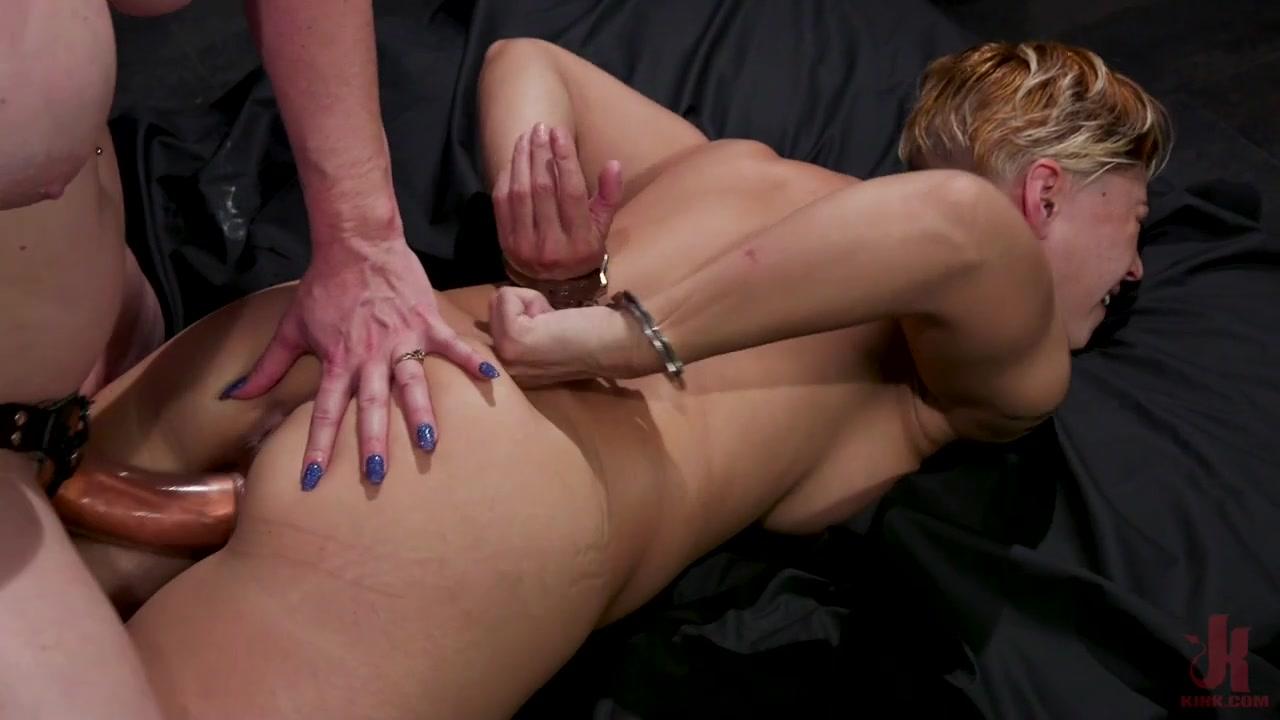 Bella Rossi & Fox Acecaria in Loyalty Test: Lesbian Switching In Bound Orgasms - KINK