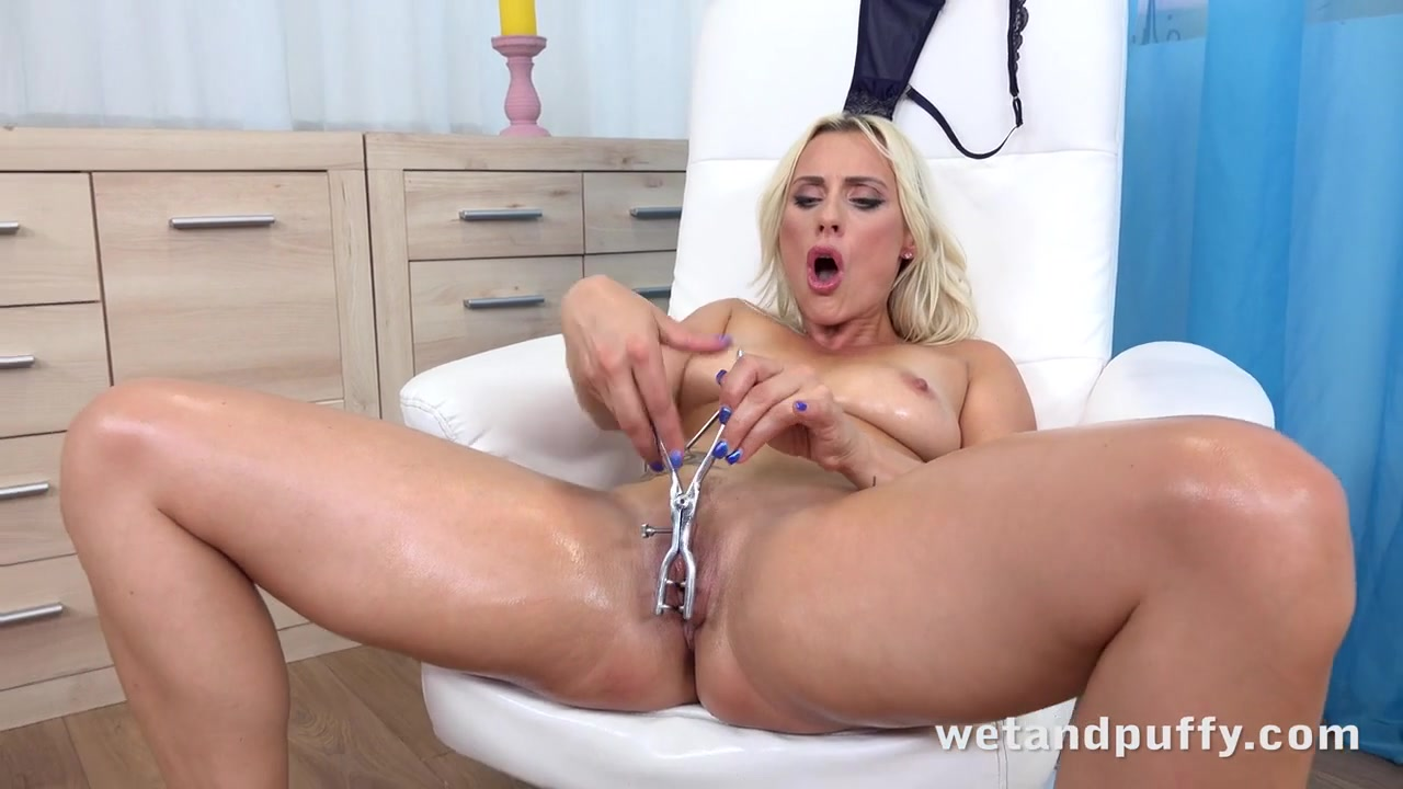 Brittany Bardot in Oiled Up To Play at PuffyNetwork