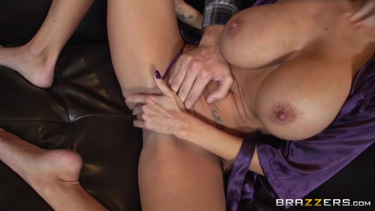 Mommy Got Boobs: Ava Needs Her Alone Time. Ava Addams, Keiran Lee