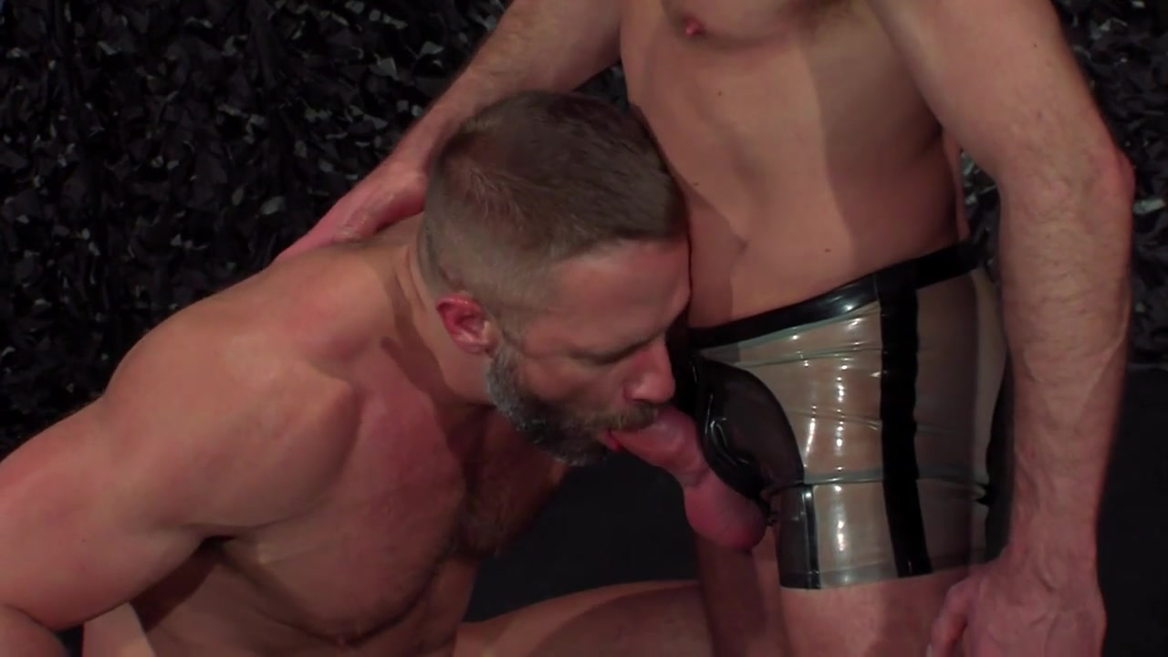 Penis Pumping Daddys: Dirk Caber And Will Swagger - KinkMen