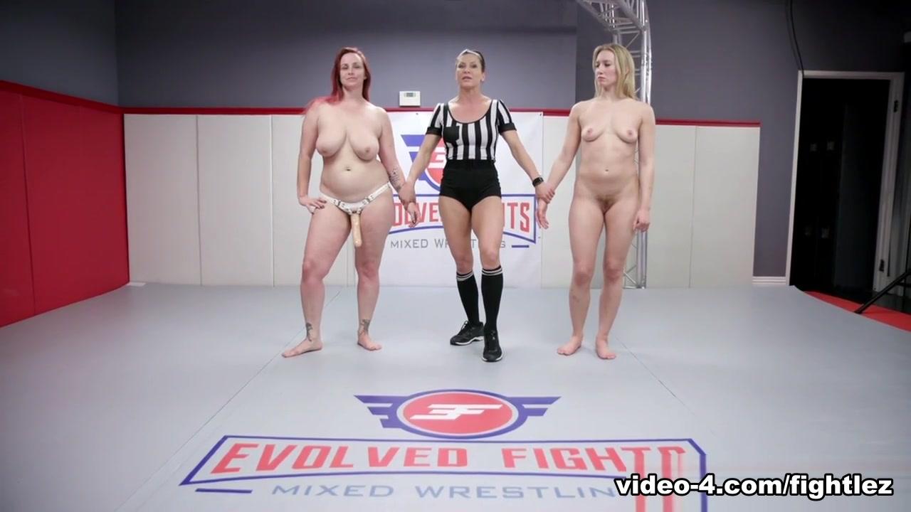 Riley Reyes vs Bella Rossi - EvolvedFightsLez